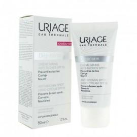 Uriage Dépiderm Crème Mains Anti-Tâches SPF 15 (50 ml)
