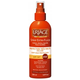 Uriage Spray Extra Fluide Spf 50+200ml