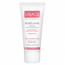 Uriage Roséliane Masque Anti-Rougeurs - Tube (40 ml)