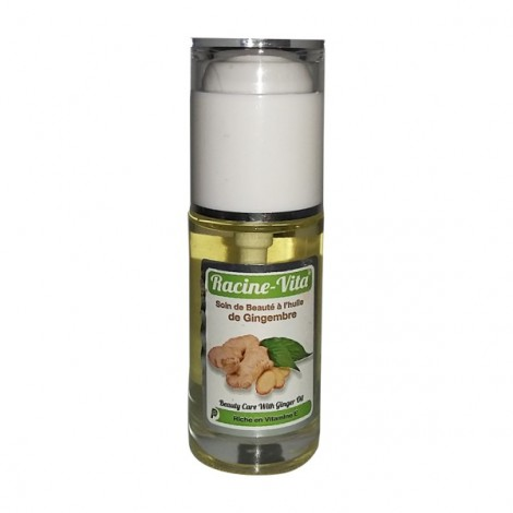 Racine Vita Soin de beauté à l'huile de Gingembre 40 ml
