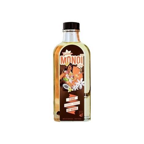 Vahéma Monoï de Tahiti Huile Sèche Tiaré Hydrate et Satine 30% 100 ml