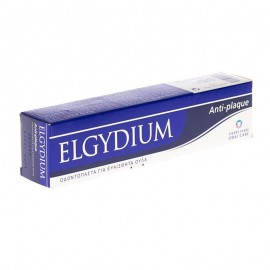 Elgydium Dentifrice Anti Plaque - Dentifrice Médical (100 g)