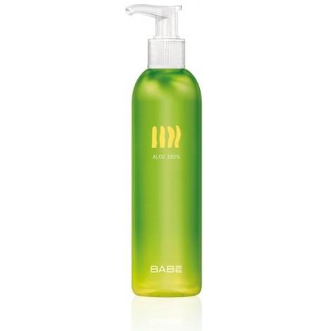 Babe gel hydratant calmant 100% Pure Aloe 300ml