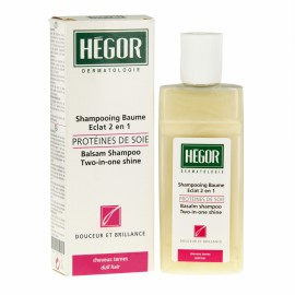 Hegor Shampoing Baume & Douceur Eclat