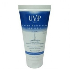 UVP Crème Hydratante Apaisante Mains (50ml) Peaux Sensibles Et Sèches