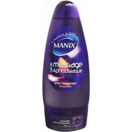 Manix Gel de Massage Aphrodisiaque (200 Ml)