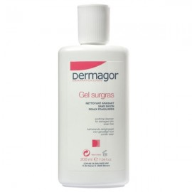 Dermagor Gel Surgras 200ml Gel de Toilette Surgras 200ml