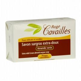 Rogé Cavaillès Savon Surgras Extra-Doux Amande Verte 250g
