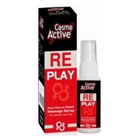 Cosmoactive Replay Spray Naturel Retardateur D'éjaculation