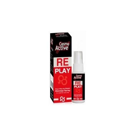 Cosmoactive Replay spray naturel retardateur d'éjaculation