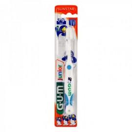Gum Brosse à Dent Junior 7-9 Ans Réf 902