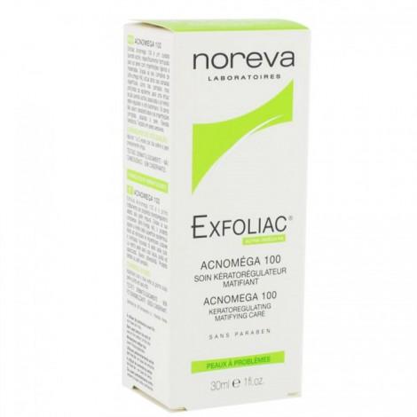 Noréva Exfoliac Acnomega 100 (30 ml)