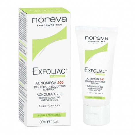 Noréva Exfoliac Acnomega 200 (30 ml )