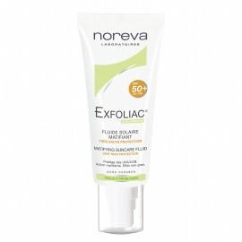 Noréva Exfoliac Crème Fluide Solaire SPF 50