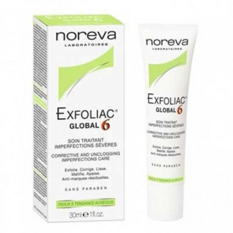 Noréva Exfoliac Global 6 (30 ml)