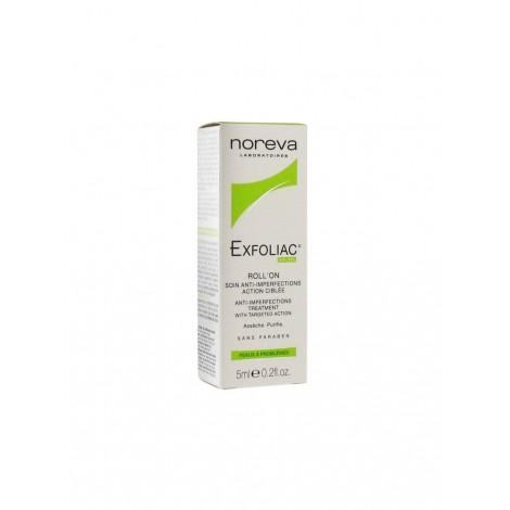 Noréva Exfoliac roll'on Anti imperfections Action ciblée 5ml