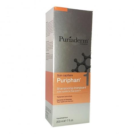Puriphan 1 Shampoing Energisant Hommes et Femmes 200 ml