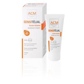 Acm Sensitélial SPF 50+ Crème solaire 40 ml