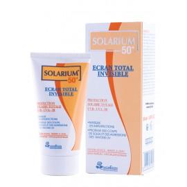 Solarium 50+ Ecran Total invisible (50 ml)