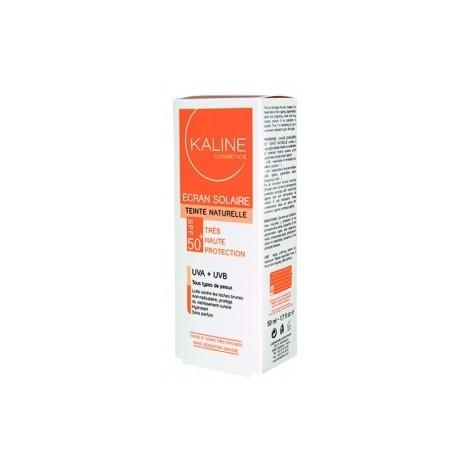 Kaline Ecran Solaire teinte naturelle spf50 (50 ml)