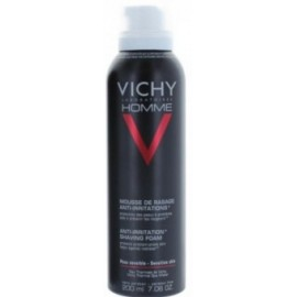 Vichy Mousse à Raser Anti-Irritations (200Ml)