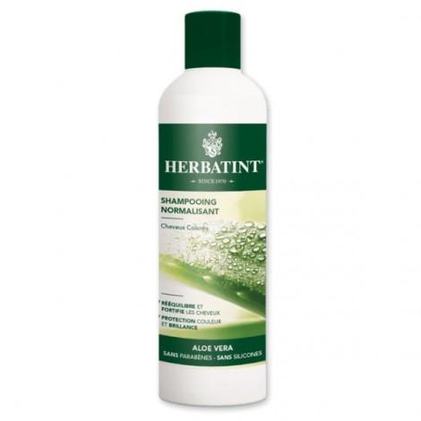 Herbatint Shampoing Normalisant Aloe Vera 260 ml