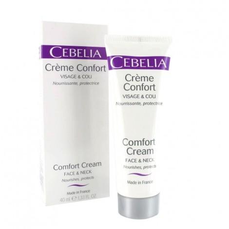 Cebelia Crème Confort Visage Et Cou 40ml