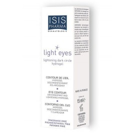 Isis pharma Light Eyes, Eye Contour Anti-Dark Circle Hydrogel 15 ml