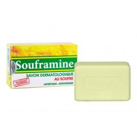 Naturesoin Savon Souframine- Dermatologique (90g) Au Soufre