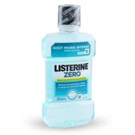 Listerine Zero bain de bouche 250 ml