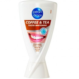 Pearl drops Coffee & Tea soin blanchissant pour les dents (50 ml)