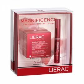 Lierac Magnificence Gel-Crème Fondant Jour Et Nuit Peaux Normales À Mixtes 50 ml + Magnificence yeux offert 4 g