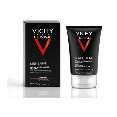 Vichy Sensi-Baume Après-Rasage Apaisant Tube 75 ml