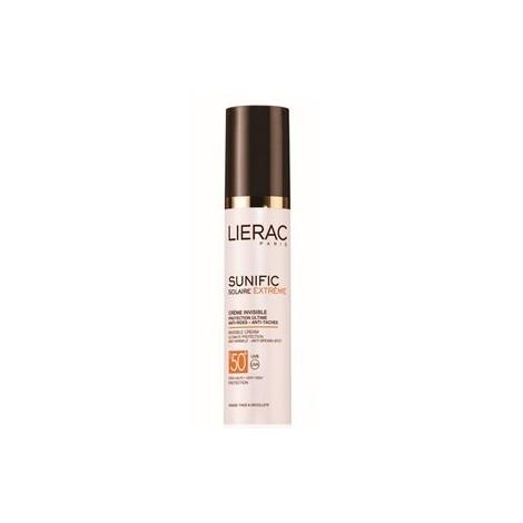 Lierac Crème Invisible SPF 50+ (Anti-Rides / Anti-Taches) 50 ml