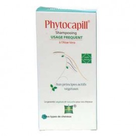 Phytocapill Shampoing Usage Fréquent 200 ml