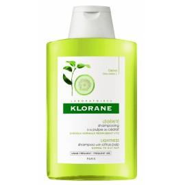 Klorane Shampoing à la Pulpe de Cédrat 200 ml