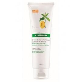 Klorane Crème de Jour Sans Rinçage au Beurre de Mangue 125 ml