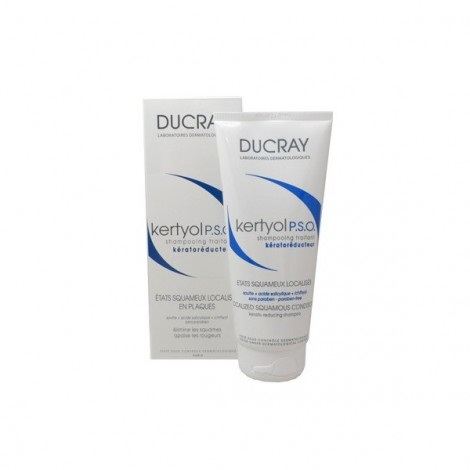 Ducray Kertyol P.S.O Shampoing 200 ml
