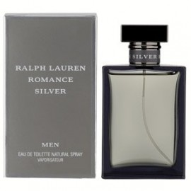 Ralph Lauren Romance Men Silver Eau De Toilette Spray (50 Ml)