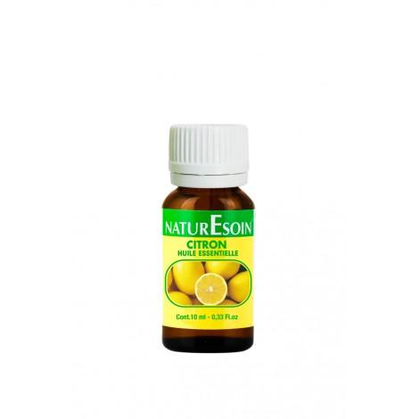 Naturesoin Huile Essentielles de citron 10 ml