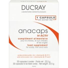 Ducray Anacaps tri-Activ 30 Cps