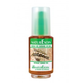 NatureSoin Huile Germe de blé 50 ml
