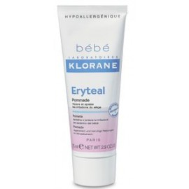 Klorane Bébé Eryteal Pommade pour le Change 75 ml