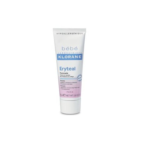 Klorane Eryteal Pommade pour le Change 75 ml