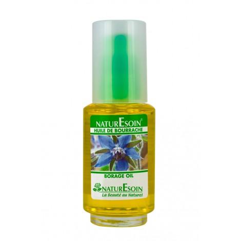 NatureSoin huile de Bourrache 50 ml