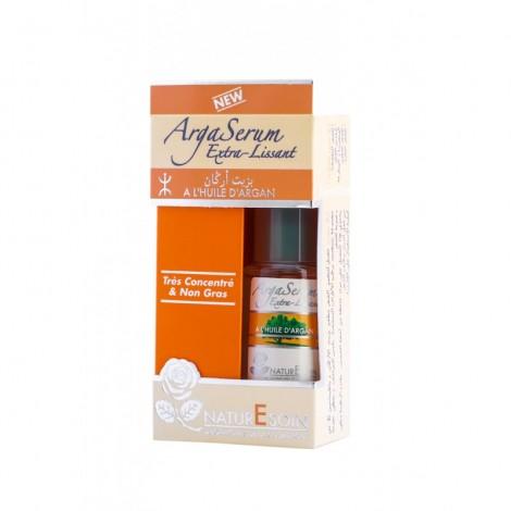 NatureSoin Arga-Sérum Extra-lissant à l'huile d'Argan 50 ml