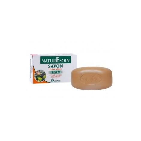 Naturesoin Savon Extra doux Argan 80 g