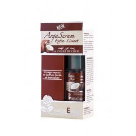 NatureSoin Arga-Sérum Extra-lissant à l'huile de coco 50 ml