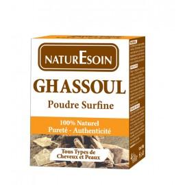Naturesoin Ghassoul poudre surfine 100 g