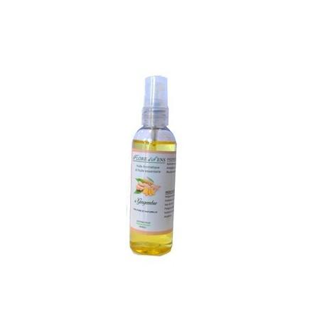 Flore et sens huile de gingembre 100ml